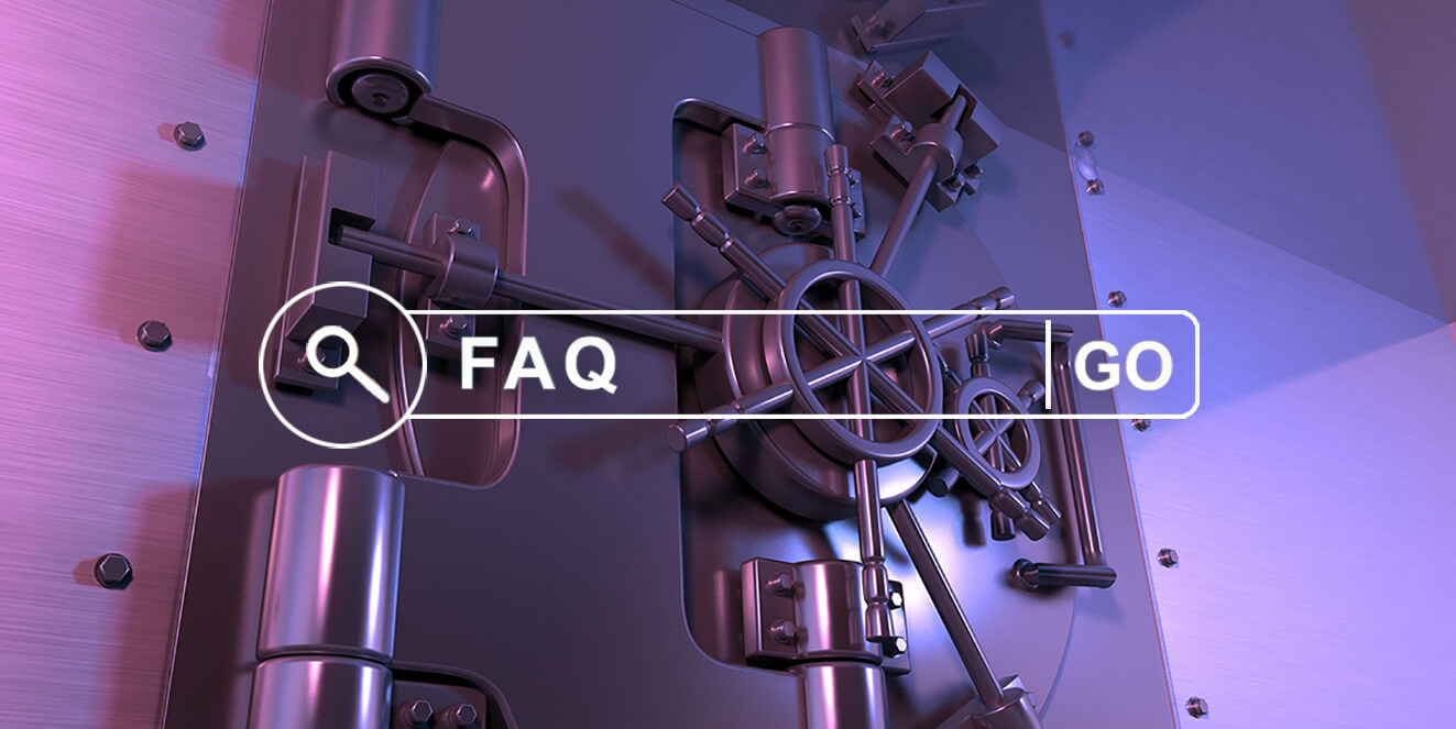 Cover for frequently asked questions